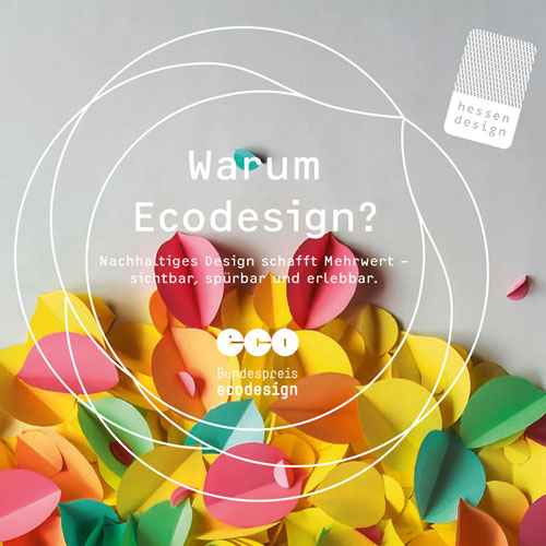 Ausstellung Warum Ecodesign?